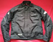 "HEIN GERICKE ATLAS GTX GORETEX MOTORCYCLE JACKET Large UK 40"" 41"" Chest"